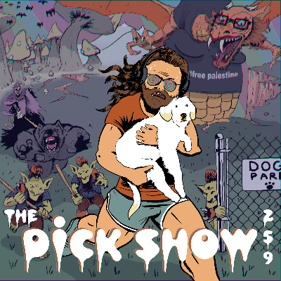 Cover art for Episode 259 - Dick on Israel