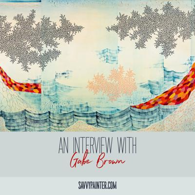Cover art for The Ebb and Flow of Creativity: An Interview with Artist Gabe Brown