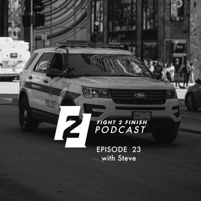 Cover art for 022 - From Retail to Law Enforcement: How to Go After Your Dream Job w/ Steve
