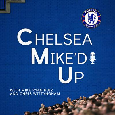 The only Official Podcast from Chelsea FC, hosted by Mike Ryan Ruiz and Chris Wittyngham. Each week you'll hear exclusive insider interviews with A-list guests plus a unique blend of Chelsea analysis, pop culture and humor. An uncensored and uninhibited discussion on the world of soccer through blue-tinted lenses.