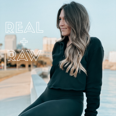 This podcast is built in hopes to inspire those to make a change. Whether it be dietary, lifestyle, or mindset, this is where you can find your inspiration and maybe even learn a thing or two! I want to connect the dots for people- how changing your diet and lifestyle could, in turn, change your life. Real + Raw is just that, with the idea that raw conversations with real, like-minded people is so powerful and stimulating! Expect all the healthy lifestyle tips and tricks, lots of food talk, mindset, entrepreneurship, and more! Stay Well, xx Steph