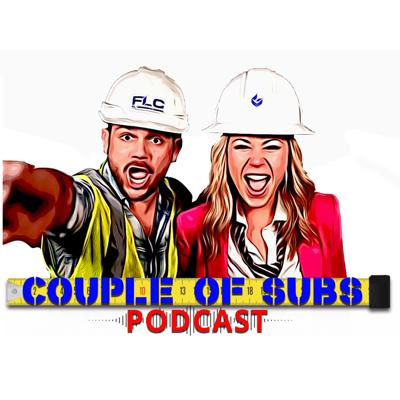 """Couple of Subs"" is a construction podcast by a young couple, Kristen Smith and Cody Crane, from Mississippi who both work with their family owned subcontractor company's. - Glass Inc and FL Crane and Sons. On this podcast, Kristen and Cody, strive to bridge the gap in communication by supplying entertaining insight from multiple viewpoints throughout the construction industry. They discuss different construction related topics with both established and up-and-coming leaders in hopes to spread more connection throughout our industry. ""Couple of Subs"" provides comic relief in the stressful world of construction and emphasizes the importance of relationships and communication. Their goal is to become more educated in construction fields other than their own, while also sharing knowledge about life as a Sub. Listen as this dynamic duo puts on their hard hats and tackles this project!"