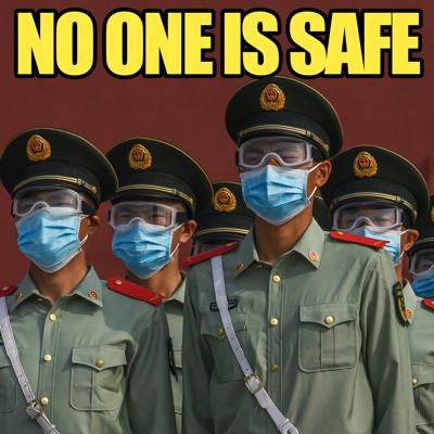 Cover art for #72 No One is Safe in China | Peter Humphrey