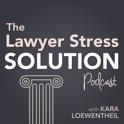 The Lawyer Stress Solution