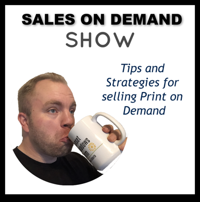 Learn how to sell T-shirts, hoodies, coffee mugs, and many other Print on Demand products online.