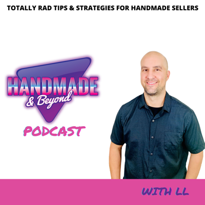 I help other people start, build, and grow their handmade and Etsy businesses so that they can make extra money pursuing their passion.  I am a real seller that makes their entire living off Etsy and my handmade business.  I teach others how to do the same.