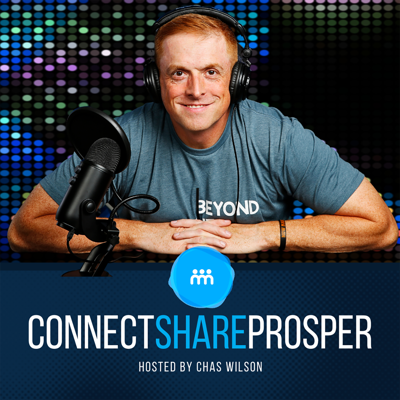 Connect Share Prosper Hosted by Chas Wilson