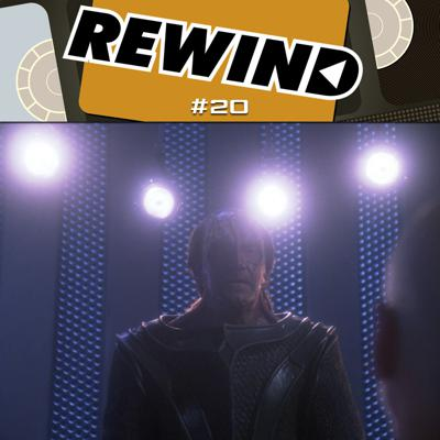 Cover art for Rewind: A Star Trek Podcast 020 - Chain of Command