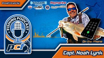 Cover art for North Carolina Cobia & Spanish Fishing 101 with Captain Noah Lynk