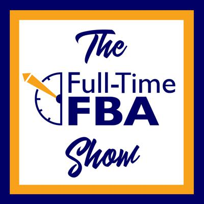 Sometimes selling on Amazon can be frustrating, but we're here to help. Hosted by Full-Time FBA's Stephen and Rebecca Smotherman, The Full-Time FBA Show is a podcast focused on helping you grow your Amazon FBA business to a point where you can make a full-time income with only part-time hours. We'll talk about the best Amazon FBA strategies and hear inspirational stories from those who have succeeded in making a full-time income with Amazon. The podcast features fresh content, proven strategies, and motivational interviews that are sure to help you take the next steps in growing your Amazon business.