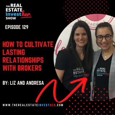 Cover art for EP 129 (MINISODE) How to Cultivate Lasting Relationships with Brokers