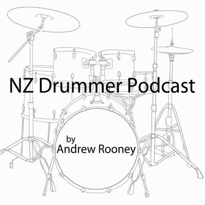 In depth Interviews with New Zealand based & International drummers.  INSTA: https://www.instagram.com/nzdrummerpodcast/ WEB: https://andrewrooneydrums.com/nz-drummer-podcast/ FB: https://www.facebook.com/NewZealandDrummerPodcast/  SUPPORT the Podcast: 'Like', 'Follow', subscribe and share an episode with a friend!  DONATIONS: https://www.patreon.com/NZDrummerPodcast