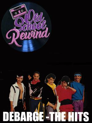 Cover art for Debarge Greatest Joints On The Rewind