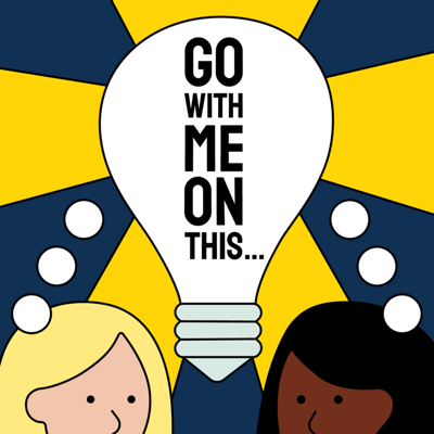 """Join hosts Ndidi Okezie and Laura McInerney for this fun, new debate style podcast. Bringing you fresh insights on the topics & issues that surround the U.K education system today. Each episode, Ndidi or Laura will have 30 minutes to convince the other that an idea about education is not as crazy as it may first appear. They'll make a case for their view and invite you the listeners and their special guest experts to …""""Go With Me On This…"""" Don't miss out, subscribe today!"""