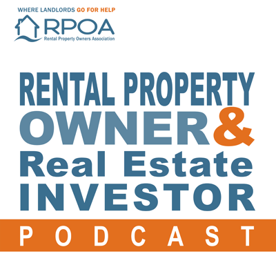 Welcome to the Rental Property Owner and Real Estate Investor Podcast, Brought to you by the Rental Property Owner Association - providing benefits and services to real estate investors and rental property owners for over 45 years. Hosted by Brian Hamrick from Hamrick Investment Group. Every Monday Brian and his special guest will discuss topics, tips, and techniques Designed to make you a more confident and successful Rental Property Owner and Real Estate Investor