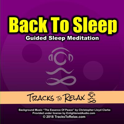 Cover art for Get Back To Sleep - A Guided Meditation for Sleeping