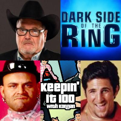 Cover art for 196: Ep 196! JIM ROSS on AEW, WWE, and his new book! Mark Madden talks Dark Side of The Ring and Benoit/Guerrero & more!