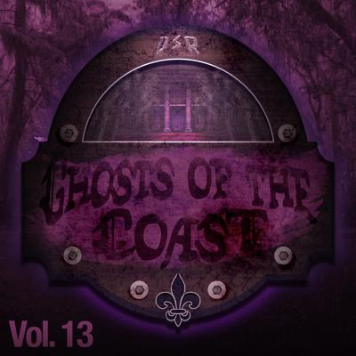 Cover art for Ghosts of the Coast Vol. 13