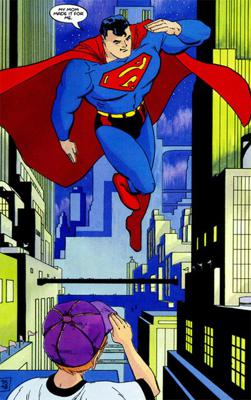 Cover art for 28. Superman For All Seasons/Superman: Year One