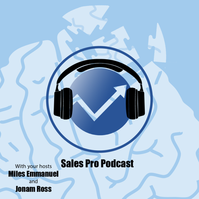 Cover art for UK's #1 Sales Trainer: Pete Scott Interview