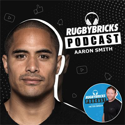 Cover art for #6: Aaron Smith | The Rugby World Cup 2019, Becoming The Most Capped All Black Half Back & Overcoming Obstacles