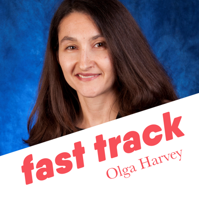 Cover art for Olga Harvey Women's Sports Foundation Lessons From Sports Fast Track