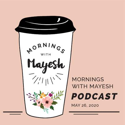 Cover art for Mornings with Mayesh: CRM for Florists w/ Ryan O'Neil