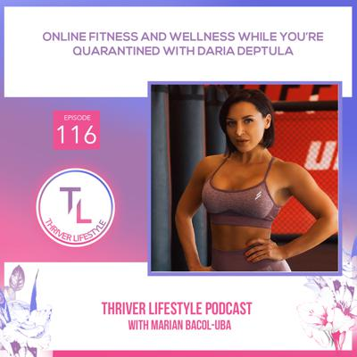 Thriver Lifestyle Podcast