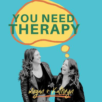 Licensed therapists, Kathryn DeFatta LPC, MHSP & Megan Moir LPC, MHSP, are inviting you into conversations around what it's like to live fully in a world where we've become accustomed to shut parts of ourselves off. Here you will find a space that welcomes in discomfort, tough questions, and hard truths, all while showing how to find joy through it all.