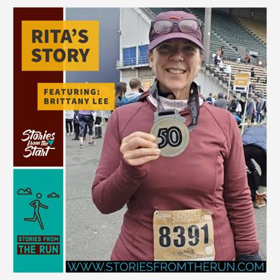 Cover art for Stories from the Start | Rita, 49, Canada