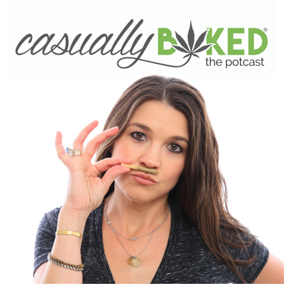 Casually Baked, the potcast, is an extension of the conversations and experiences I have around cannabis for wellness. As the modern cannabis culture evolves, it's interesting to discover how and why everyday people are incorporating marijuana into their lives. And because the plant is complicated and the culture is nuanced, there are always questions and experiments and cautionary tales around every corner. I want to have fun lightening the stigma and building your canna confidence!