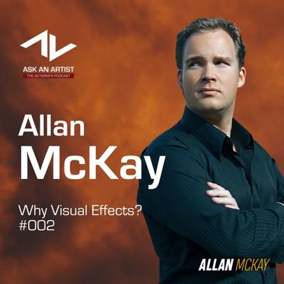 Cover art for Why Visual Effects? With Allan McKay