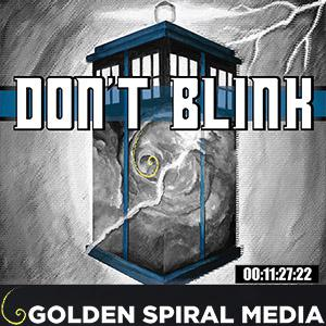 Don't Blink will make you grab your mops, don your bow ties, and find a fun listening companion! Jada Wilkerson is a die-hard Doctor Who fan, who really knows his New Who, as well as Classic Who goodness. Wayne Henderson is a relatively new Whovian, joining in on the wibbly-wobbly, timey-wimey adventures, during the Doctor Who 50th Anniversary time period.  Together, Jada and Wayne share thoughts and theories about each episode of Doctor Who, as well as including your listener feedback.