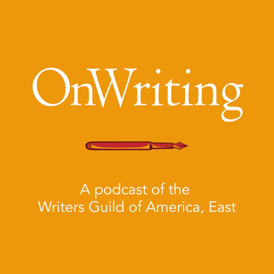 OnWriting is a screenwriting podcast brought to you by the Writers Guild of America, East. It's a show about the stories we see on our screens and the people who make them happen. Each week, writers from the film, television, news and digital media industries talk to us about their work - from pitching to production, from process to favorite lines, and everything in between. Season 1 is hosted by Jordan Carlos. Seasons 2 & 3 are hosted by Caroline Waxler. Seasons 4-6 are hosted by Kaitlin Fontana. Season 7 is hosted by Geri Cole.