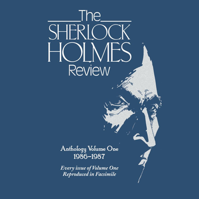 Cover art for The Sherlock Holmes Review