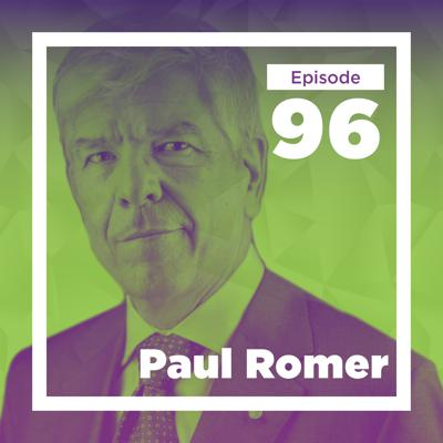 Cover art for Paul Romer on a Culture of Science and Working Hard