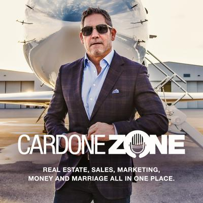 THE CARDONE ZONE is the one place to find everything Grant Cardone: Real Estate Investing Made Simple, Power Player interviews with superstar entrepreneurs, authors, experts, coaches, and business leaders; The G&E Show - the business of Marriage and How to Build an Empire; Digital Marketing tips; Young Hustlers for Sales Professionals; and much, much more!