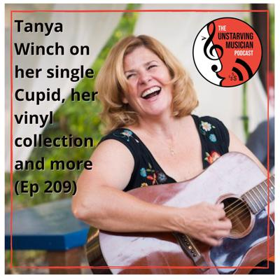 Cover art for Meandering Through Music, Art And Life – Tanya Winch (Ep 209)