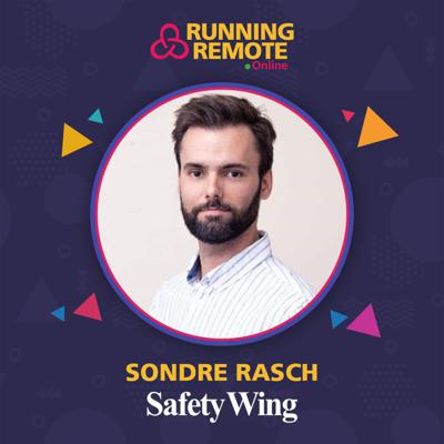 Cover art for Sondre Rasch, Co-founder and CEO, SafetyWing (YC W18)