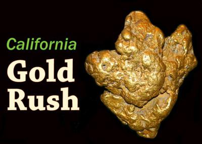 Cover art for California Gold Rush - Rated G