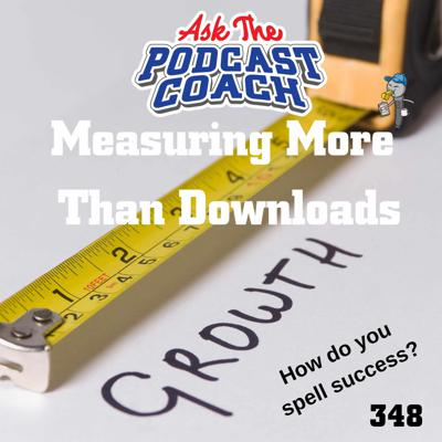 Cover art for Measuring More Than Downloads