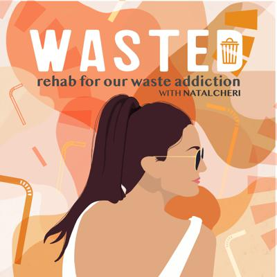 Cover art for Compost and recycling chats with Monique from Compostable LA