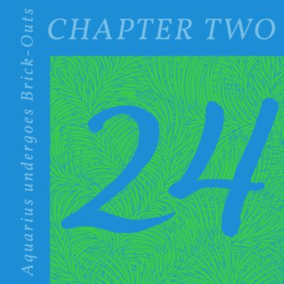 Cover art for Chapter Two of Aquarius