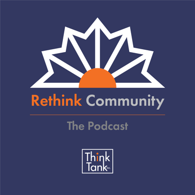 Welcome to Rethink Community, a monthly podcast featuring real people whose stories challenge us to think and act differently about poverty. Rethink Community is brought to you by Think Tank, Inc.  For the last ten years, Think Tank has been helping people and organizations step into the stories of those who face poverty every day. We believe that stories have the power to break through our opinions and positions, and bring us together. On this podcast, we bring you real stories from real people who have grappled with poverty, faced obstacles, blazed new trails, and forged unlikely relationships.