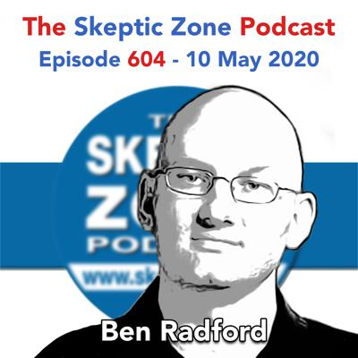 Cover art for The Skeptic Zone #604 - 10.May.2020