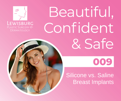 Cover art for 9. Silicone vs. Saline Breast Implants