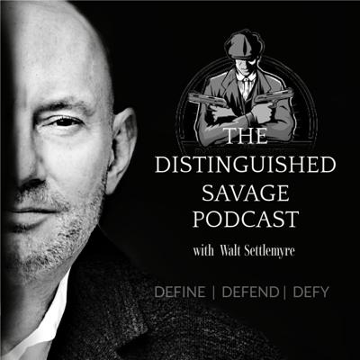 The Distinguished Savage Podcast is about a very simplistic idea. Dress like you mean business. No matter what that business may be.  In this podcast I seek to learn about those people who carry themselves as a breed apart from both a male and female perspective in regards to clothing, self defense, EDC, firearms, training, and their story. No couture or runways here! I want to talk to those who understand that the world can be a very dangerous place and how they go about facing that uncertainty and the story behind their choices!  The motto of the The Distinguished Savage is Define, Defend, Defy. I am looking for those individuals who live that philosophy by defining their life, defending that which they hold dear, and defying any who would tread on their sense of self!