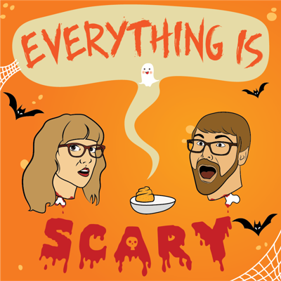 Join comedians Kyle Clark and Jen Saunderson as they celebrate all things scary. From movies to books to haunts to the existential nature of being a sentient creature in the sea of chaos we call life, Kyle and Jen will be your guides. Plus, they make a lot of snacks. Cause you gotta have snacks.