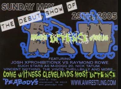 Cover art for AIW Turns 15 - EP194