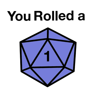 You Rolled A 1's mission is to spread a love and passion for roleplaying that inspires people to live an epic life inside and outside the game. We are an actual play podcast with good quips and bad dice rolls. Our Dungeon Master, Professor Epic immerses you in the homebrew city of Veloth. A gritty crime ridden port city filled with quirky characters, oppressive government, and lots of gang rivalries. Season 1 follows for of the Veloth Police Department's newest recruits as they stumble over the biggest of case in Veloth. Who stole the Sapphire Rose? Season 2 follows 4 criminal rats from Veloth's sewer underbelly as they execute the biggest heist in Veloth's history. Episode 1 is out now. Second chunk of season 2 will be out June 31st.  Follow us @yourolleda1 #YRA1